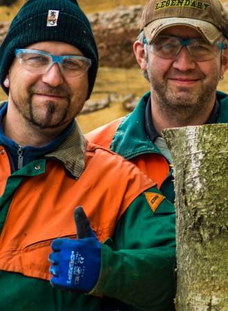 Team der Holzschmiede Mitterteich